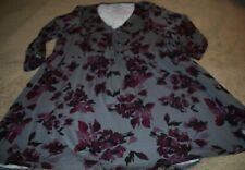 Torrid Super Soft Knit  Baby doll Shirt Size 2