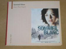 DVD SOMMEIL BLANC / HELENE DE FOUGEROLLES / EDITION SPECIALE / BON ETAT