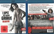 I SPIT ON YOUR GRAVE - DEJA VU --- Blu-ray --- Schocker --- Uncut Version ---