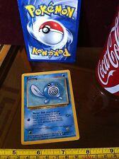 Poliwag Pokemon Card Official Vintage