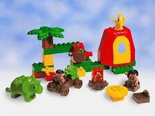 LEGO 2602 - Duplo Dino: Dinosaurs Family Home - 1997 - NO BOX