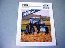Ford New Holland 8530, 8630, 8730, 8830 Farm Tractor brochure                 lw