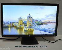 "HP E231 Full HD 1080p 1920x1080 LED LCD Wide Screen  Monitor 23"" GRADE B"