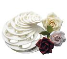 Fondant Mold Cake Sugarcraft Rose Flower Decorating Cookie Gum Paste Cutter Tool