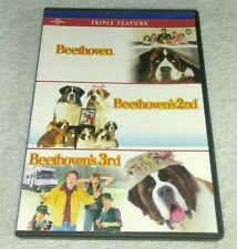 Beethoven / Beethovens 2nd / Beethovens 3rd ( DVD Disc Set
