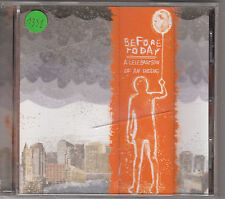 BEFORE TODAY - a celebration of an ending CD
