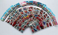 Disney Cars Lightning McQueen Party Bag Kid's Stickers 10 Sheets Party Favours