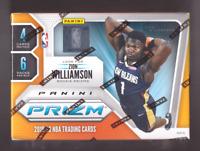 2019/20 Panini Prizm Basketball Unopened Sealed Blaster Box ZION / JA + BONUS