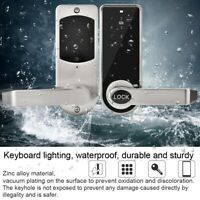 APP Smart BT Electronic Door Lock Keyless Waterproof Handheld Password Lock