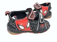 New Gap Boys infant Toddler Hat Scarf Spiderman Marvel Fleece Red SOLD SEPARTELY