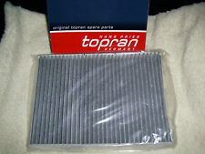 TOPRAN CABIN FILTER FOR, VW GOLF MK4, VW BORA AND VW NEW BEETLE . NEW