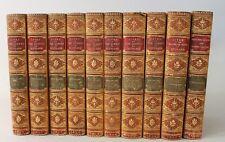 """""""Lives of The Queens and Kings of Scotland"""" Agnes Strickland 1850 10V Zaensdorf"""