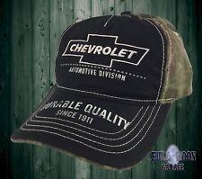 NEW Chevrolet Realtree Camo Chevy Mens Adjustable Cap Hat