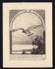 31)Nr.076- EXLIBRIS- Eduard Jokisch
