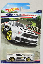 HOT WHEELS FORD PERFORMANCE MUSTANG 2016 CUSTOM 2014 FORD MUSTANG #7/8