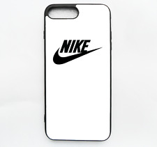 apple iPhone 7 plus Nike tpu case cover high quality BLK