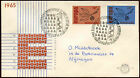 Netherlands 1965 Europa FDC First Day Cover #C27226