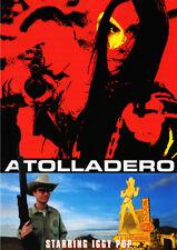 ATOLLADERO (1995) Iggy Pop in Futuristic Spaghetti Western UNCUT/ DVD NTSC NEW