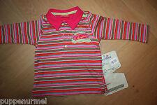 Pampolina Poloshirt Pulli  ❤️ Gr. 74 NEU  ❤️  PAMPOLINA pink