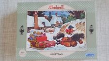 Gibsons Thelwell 'Christmas' 500 Piece Jigsaw Puzzle - Done Once -VGC - Complete