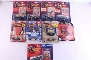 Winners Circle Collectibles 1:64 Scale Multiple Model Die Cast Cars Lot Of 9