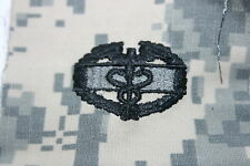 GENUINE US ARMY ISSUE PAINTBALL COMBAT MEDIC MEDICAL INSIGNIA CLOTH ACU BADGE