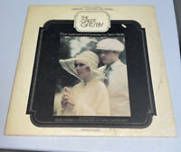 THE GREAT GATSBY (Soundtrack) - 2 LPs 1974 NM Vinyl Nelson Riddle, Mia Farrow