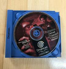 Sega Dreamcast Resident Evil 2 guter Zustand capcom PAL 2 CDs
