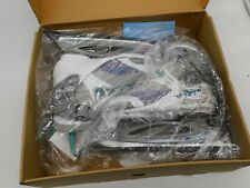 Bladerunner Ice by Rollerblade Zephyr Women's Adult Ice Skates White and Purple