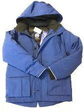 Canada Goose Boy's Youth Hooded Down-Filled Jacket_Blue_XL(18-20)