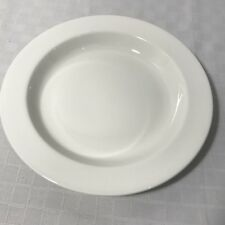 "Royal Rideau Fine China Syracuse China Company 27-a White Platter 11.5"""