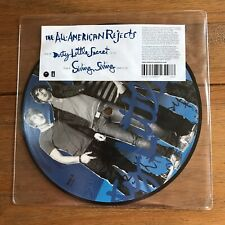 """All-American Rejects - Dirty Little Secret 7""""  Picture Disc Vinyl"""
