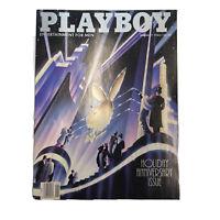 PLAYBOY Magazine Vintage Centerfold January 1988 Holiday Issue