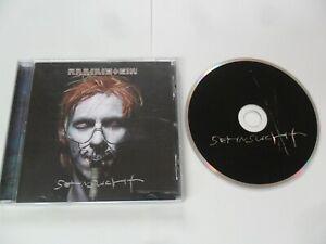 Rammstein - Sehnsucht (CD 197) Industrial / Germany Pressing