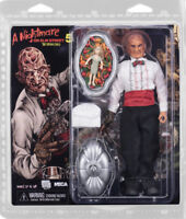 Neca Nightmare on Elm Street Part 5 Chef Freddy 8″ Clothed Action Figure NEW