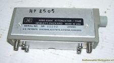 Step Attenuator HP 8505