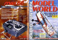 Radio Control Model World Magazin 1995 APR Kyosho die Stratus Sport, Skysport 6A