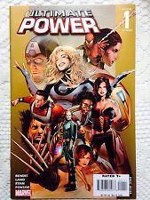 Ultimate Power Set/lot #1-9 Nm-M Greg Land Squadron Supreme Secret War Avengers