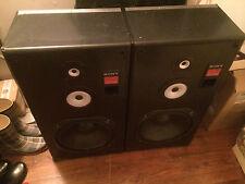 Sony SS-U780 Floor Standing Speakers (Pair)