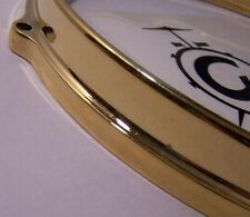 Gretsch Drum Hoop Die-Cast 14 Inch - 10 Hole Lug Gold - Snare (Bottom) Side
