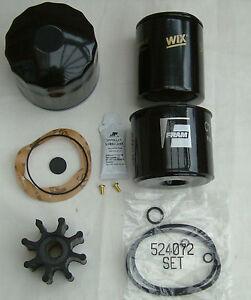 Service Kit Nanni N4.115hp  Marine Diesel Engine
