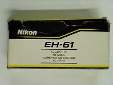 Nikon EH-61 AC Adapter for Coolpix 2100, 3100 and SQ digital cameras