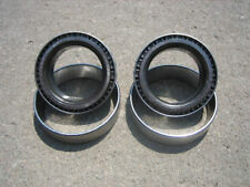 "(2) 9"" Inch Ford Timken USA Carrier/Side Bearings & Races - 2.89"" - LM102910-49"