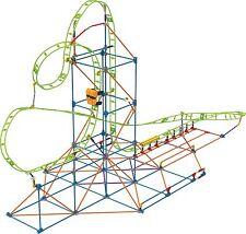 K'NEX Infinite Journey Roller Coaster Building Set - NEW