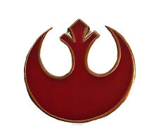 Star Wars Rebel Alliance Small RED Logo Enamel Pin