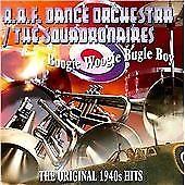 RAF Dance Orchestra - Boogie Woogie Bugle Boy (2010)