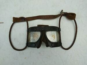 Original WW2 RAF Mark 4B Flight Goggles - Battle of Britain
