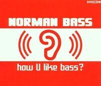 Norman Bass How u like bass? (2001) [Maxi-CD]