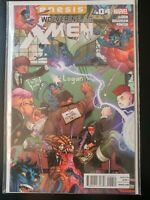 ⭐️ WOLVERINE and the X-MEN #4 (2012 MARVEL Comics) VF Book