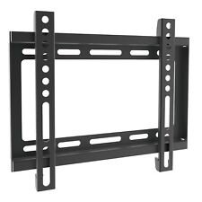 Fixed TV Monitor LCD LED VESA Wall Mount Bracket 22 23 24 26 27 28 32 37 40 42""